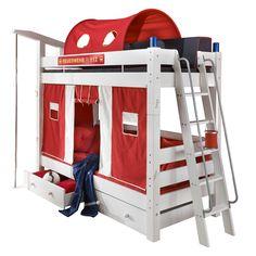 Dětská patrová postel Hasiči - 6