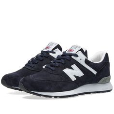New Balance W576DNW - Made in England (Navy)