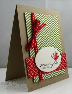 My Creations: Merry Christmas Birdie