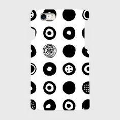 maru maru    【側表面印刷スマホケース iPhone7 ツヤ有り】 | HMY