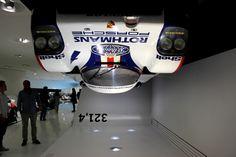 Porsche Museum Zuffenhausen - Stuttgart