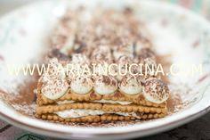 Blog di cucina di Aria: Dolce mattone con mascarpone e panna