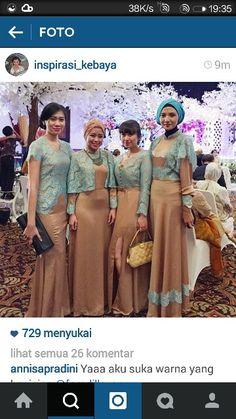 #kebaya #lacedress #lace #indonesia #instagram #muslimwear #muslim #kebayamuslim