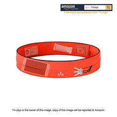 TriJoys Fantastic Belt  Running Waist Packs  Flip Belt  GYM Outdoor Sports Fitness Running Belt  Running Cycling Hiking Walking 5 color 4 sizes Hot Orange Large ** Read more  at the image link. (This is an Amazon affiliate link)
