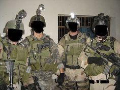 SAS soldiers assigned to Task Force Black, part of a Combined Joint Special Operations Task Force that has been operating in Iraq since the fall of Saddam's regime in 2003.