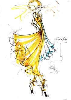 Kalos Kai Agathos: Fashion Illustration