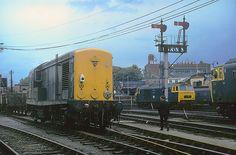 Electric Locomotive, Diesel Locomotive, British Rail, Train Pictures, Trains, Britain, Around The Worlds, Yard, Chopper