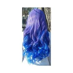 Princess Luna Cosplay ❤ liked on Polyvore featuring hair