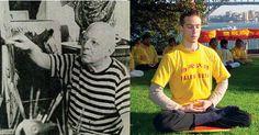 """Benjamín Solari Parravicini sobre los """"amarillos"""": ¿se refiere a Falun Dafa?"""