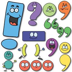 Punctuation Characters