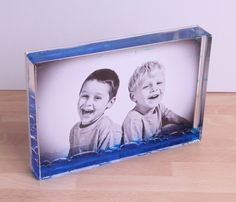 6x4 Bubble Block - Online Photo Printing