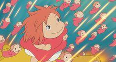 Ponyo en el Acantilado - Hayao Miyazaki
