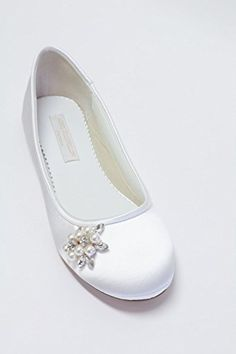Flat Wedding Shoes - Ballet Flats - Choose From Over 150 Colors - Pearls - Crystals - Parisxox By Arbie Goodfellow - Wedding Shoes - Flats Winter Wedding Shoes, Colorful Wedding Shoes, Wedding Shoes Bride, Bride Shoes, Fancy Shoes, Pretty Shoes, Beautiful Shoes, Me Too Shoes, Première Communion