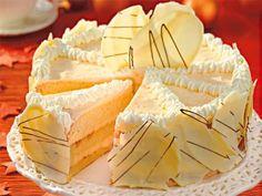 Geheime Rezepte: Weiße Schokoladen-Torte