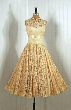 Modelo perfeito para representar o estilo romântico e vintage!