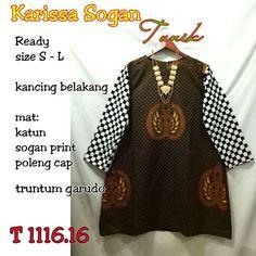 baju batik modern wanita 4c17f34ad1