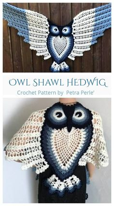 Crochet Shawls And Wraps, Crochet Scarves, Mode Crochet, Crochet Crafts, Diy Crochet Projects, Crochet Art, Crochet Ideas, Crochet Hooks, Yarn Projects