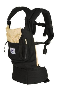 The Ergo Baby Carrier is a must when traveling! Wear your baby through airport security and remain hands-free.