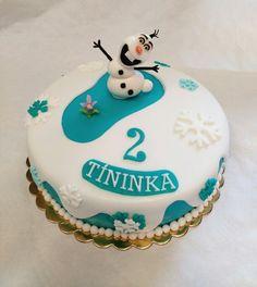 Dort s Olafem;) Olaf, Birthday Cake, Desserts, Food, Birthday Cakes, Meal, Deserts, Essen, Hoods