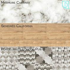 Combinação da semana: Mármore carrara e revestimentos @biancogres trazendo um pouco do estilo minimalista para a construção . . . . . #arquiteto #arquitetura #obra #revestimento #acabamento #paginação #proyecto #interiores #interieur #design #decor #minimal #minimalist