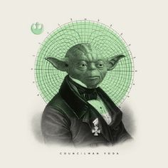 Victorian-Style Portraits of Star Wars Characters