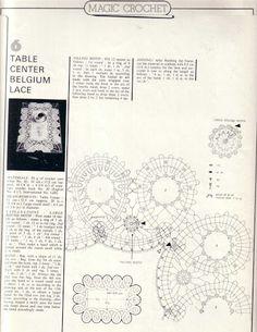Magic Crochet Nº 06 - Rosio Llamas - Picasa Web Album