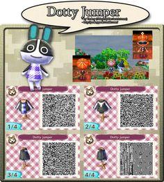 Dotty Jumper - QR Code by Nelaya on deviantART