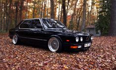 bmw e28, my dad's old car
