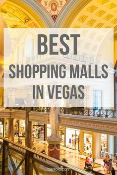 best shopping malls in vegas