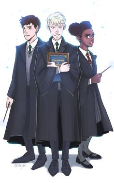 Resultado de imagen para harry potter and the cursed child fanart