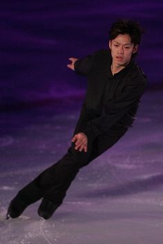 https://flic.kr/p/75yRDN | FIGURE SKATING / SKATER Daisuke Takahashi | Daisuke Takahashi (高橋 大輔 Takahashi Daisuke?, born March 16, 1986 in Kurashiki, Okayama Prefecture, Japan) is a Japanese figure skater. He is the 2005, 2006 and 2007 Japanese national champion, the 2008 Four Continents Champion, and the 2007 World silver medalist. He represented Japan at the 2006 Winter Olympics.