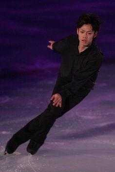 https://flic.kr/p/75yRDN | FIGURE SKATING / SKATER Daisuke Takahashi | Daisuke Takahashi (高橋 大輔 Takahashi Daisuke?, born March 16, 1986 in Kurashiki, Okayama Prefecture, Japan) is a Japanese figure skater. He is the 2005, 2006 and 2007 Japanese national champion, the 2008 Four Continents Champion, and the 2007 World silver medalist. He represented Japan at the 2006 Winter Olympics.