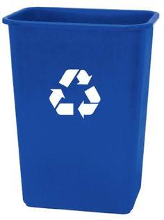 United Solutions EcoSense WB0069 Blue Plastic 41 Quart Recycling Indoor Wastebastket-10.25 Gallon EcoSense Blue Recycling Trash/Refuse Can in Blue United Solutions http://www.amazon.com/dp/B003NYFF1O/ref=cm_sw_r_pi_dp_PgR9ub0XQPVFY