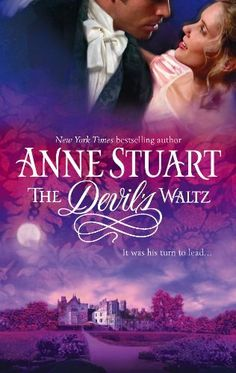 I've recently discovered Anne Stuart's books. The Devil's Waltz is a 'battle of wills' historical romance. I love it because the characterisation shines through from the very first page: The Devil's Waltz by Anne Stuart, http://www.amazon.co.uk/dp/B0069WBLF6/ref=cm_sw_r_pi_dp_3BN9rb1FAT0S6