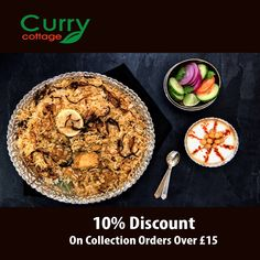 Curry Cottage Indian Restaurant offers delicious Indian Food in Burnham-on-Crouch, Colchester Browse takeaway menu and place your order with ChefOnline. Order Takeaway, Restaurant Order, Food Items, Coriander, Indian Food Recipes, A Table, Curry, Menu, Cottage