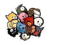 Animals from Castle Crashers