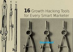 16 Awesome Growth Hacking Tools for a Smart Marketer - Scooblr Plato Business, Tech, S.