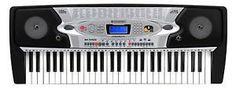 a digital 54 teclas keyboard e piano piano 100 sonidos ritmos aprendizaje