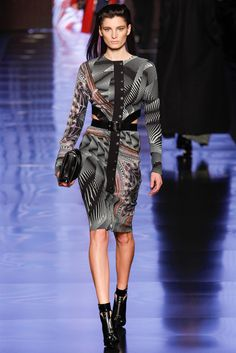 Etro Fall 2013 Ready-to-Wear Fashion Show - Ava Smith