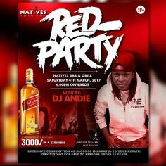 @nativesbar_ke @dj_steno #at254 #entertainment #nairobi  #saturday #entertainment #hangout #clubbing #queen #bestfriend #friends #friendship #guys #bosslady #diva #divas #happy #food #kenya #tag2post #bestdj #bottles #shots #beer #maturecrowd  #JohnnieSaturday Lets Go Red Tonight Folks With Johnnie Walker Red 750ml @3000Bob Only & 2 Free Mixers  Good Music Vibez by @djandie254 @samsam_ke & @dj_steno All Night Long #silverwheelzent cc @amber.commke Only  -