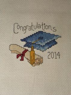 Details About Crochet Patterns Graduation Cap And