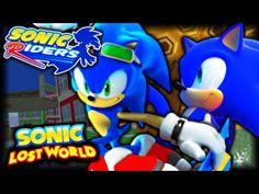 SEGA Carnival - Honeycomb Highway (Mashup) | Sonic Riders + Sonic Lost World OST - YouTube