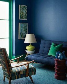 10 molduras pintadas para interiores nada clásicos