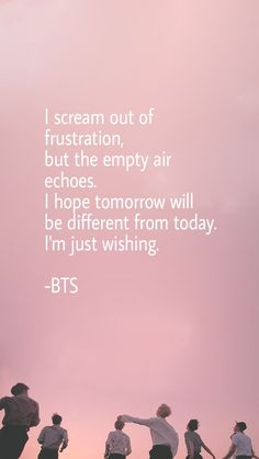 ideas quotes lyrics bts kpop for 2019 Bts Song Lyrics, Bts Lyrics Quotes, Bts Qoutes, Namjoon, Taehyung, Bts Wallpaper Lyrics, Wallpaper Quotes, Theme Bts, Bts And Exo