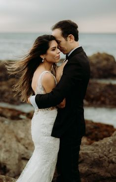 The Big Sur Coast of California is one of the most romantic places to elope. From the redwood forests to the cliffs by the sea. Memories to last a lifetime. Big Sur California, California Wedding, Big Sur Wedding, Most Romantic Places, Forests, Halloween Party, Wedding Gowns, Coast, Couple