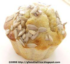 Gluten free quinoa goji berry muffins