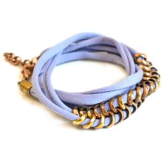Wrap bracelet Fabric Bracelet 2 in 1 Necklace African von gudbling ($31) ❤ liked on Polyvore