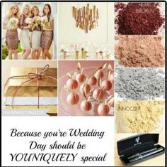 Younique Wedding Makeup : Bridal Makeup on Pinterest Younique, Lucrative Lip Gloss ...