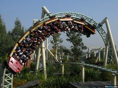 #Colossus, #ThorpePark #rollercoaster #merlinentertainments