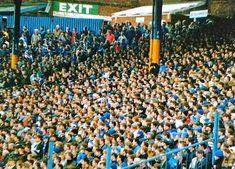 St Andrews Birmingham City Fc, St Andrews, Football Fans, Great Britain, Dolores Park, Blues, Sports, Travel, Hs Sports